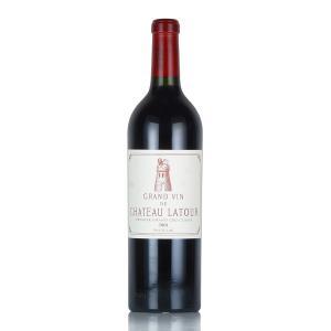 2001 シャトー・ラトゥール (フランス ボルドー 赤ワイン)
