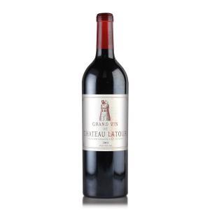2001 シャトー・ラトゥール ※ラベル不良 (フランス ボルドー 赤ワイン)