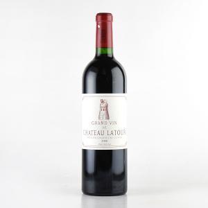 2000 シャトー・ラトゥール ※ラベル不良 (フランス ボルドー 赤ワイン)
