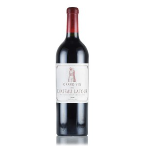 2006 シャトー・ラトゥール (フランス ボルドー 赤ワイン)