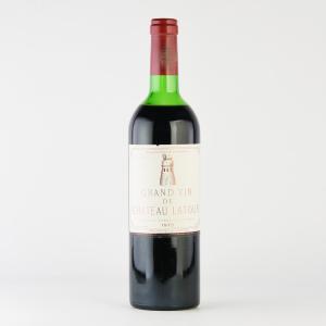 1975 シャトー・ラトゥール (フランス ボルドー 赤ワイン)