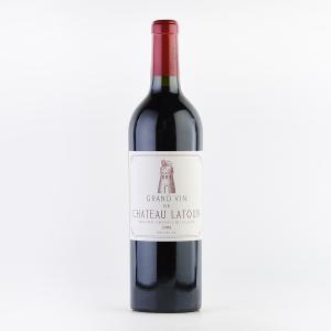 2008 シャトー・ラトゥール (フランス ボルドー 赤ワイン)
