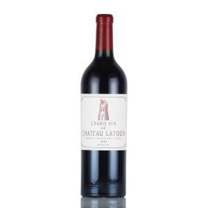 2010 シャトー・ラトゥール (フランス ボルドー 赤ワイン)