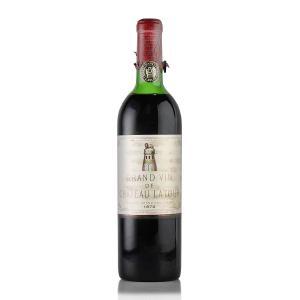 1970 シャトー・ラトゥール ※キャップシール、ラベル不良 (フランス ボルドー 赤ワイン)