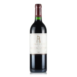1983 シャトー・ラトゥール (フランス ボルドー 赤ワイン)