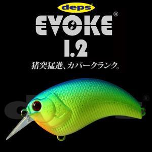 デプス Deps EVOKE1.2/イヴォーク1.2 #14ビワコチャート|katsukinet