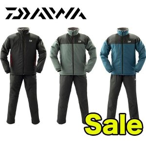 防寒着 ウォームアップスーツ DI-52009 ダイワ