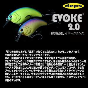 デプス Deps デプス Deps EVOKE/イヴォーク 2.0 |katsukinet