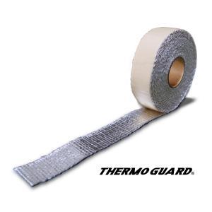 細い断熱テープ サーモガード(R)クロス 厚いタイプ 30mm巾 x 5m長 x 1.60mm厚 粘...