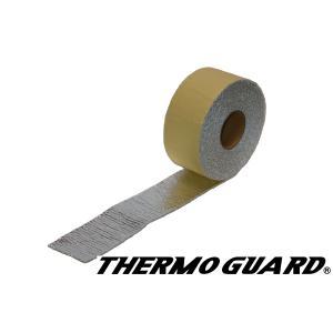 定番 細い耐熱テープ サーモガード(R)クロス 厚いタイプ 45mm巾 x 5m長 x 1.60mm...