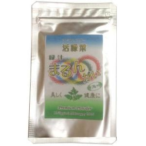 モリンガ100% 緑汁まるんがい お試しタブレット|katsuryokusai