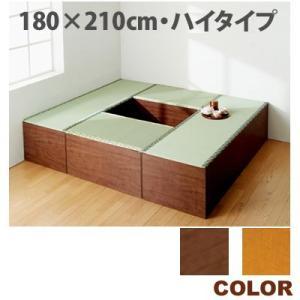 【送料無料】いぐさの収納庫!畳収納庫セットB・180×210cm・ハイタイプ|katsuyanetcompany