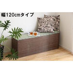 【送料無料】畳収納庫ベンチ 幅120cmタイプ|katsuyanetcompany