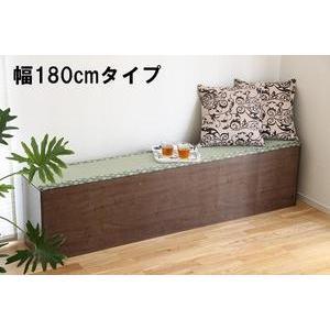 【送料無料】畳収納庫ベンチ 幅180cmタイプ|katsuyanetcompany