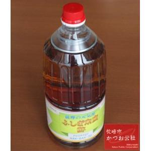 薩摩の元気酢 ふしぎ南蛮酢 1.5L