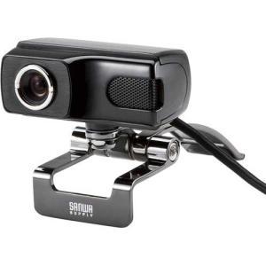 サンワサプライ WEBカメラ CMS−V40BK−3