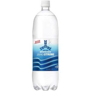 アサヒ飲料 三ッ矢サイダー ゼロストロング 1.5L 4本 kaumall