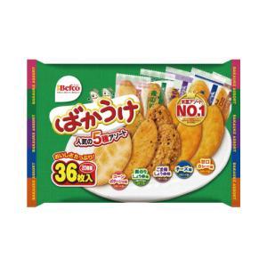 栗山米菓 ばかうけアソート 40枚入×3の関連商品3