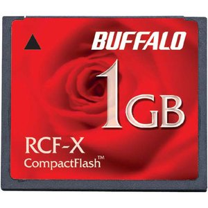 バッファロー コンパクトフラッシュカード 1GB