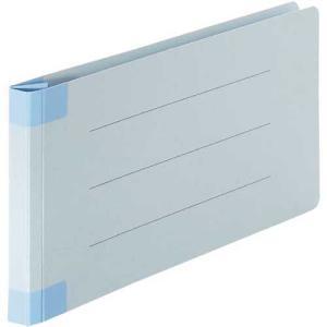 「カウコレ」プレミアム フラットファイル背補強タイプ統一伝票 青10冊|kaumall