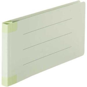 「カウコレ」プレミアム フラットファイル背補強タイプ統一伝票 緑10冊|kaumall