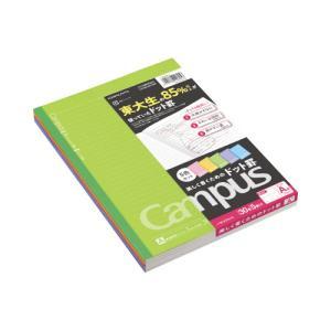 コクヨ キャンパスノートセミB5(ドット罫) A罫 5冊|kaumall
