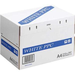 コクヨ WHITE PPC A4 1箱(500枚×5冊)|kaumall