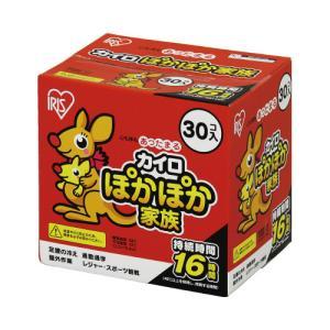 アイリスオーヤマ ぽかぽか家族 レギュラー 30個×4 カウモール