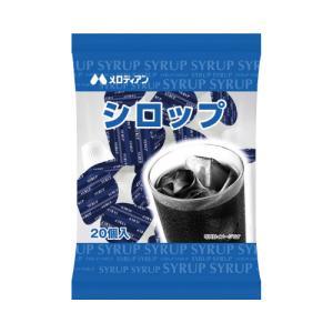 メロディアン メロディアンシロップ 8g×20個×4袋