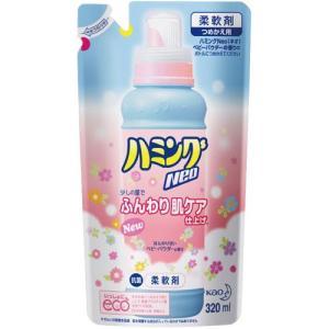 花王 ハミングNeoベビーパウダーの香り 詰替320ml|kaumall
