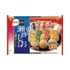 栗山米菓 瀬戸の汐揚げ三種のアソート 33枚入の関連商品6