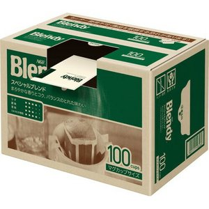 AGF ブレンディドリップ スペシャルブレンド 100袋|kaumall
