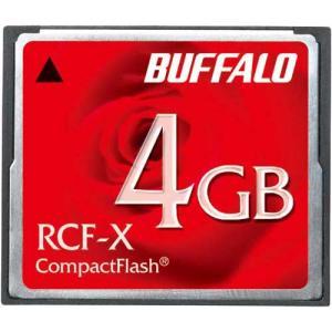 バッファロー コンパクトフラッシュカード 4GB