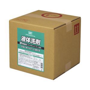 熊野油脂 スクリット 業務用液体洗剤 10L kaumall