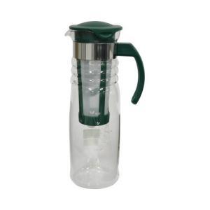 ハリオ かご網付水出し茶ポット|kaumall