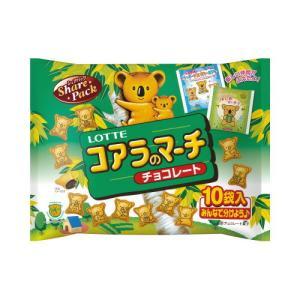 ロッテ コアラのマーチシェアパック 10袋入の商品画像