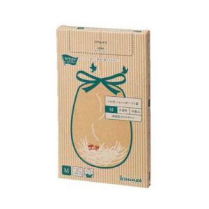 「カウコレ」プレミアム ひも付シュレッダー袋 M 半透明 50枚 kaumall