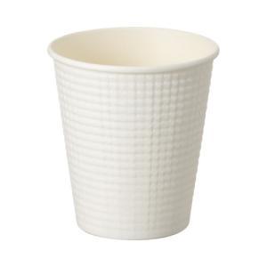 サンナップ エンボスカップホワイト210ML 50個|kaumall
