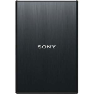 ソニー ポータブルHDD Sシリーズ 1TB 黒×2