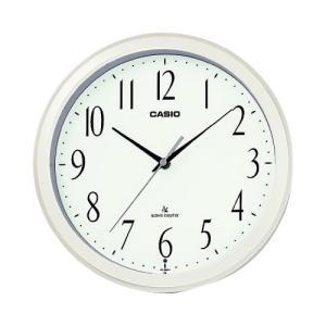 カシオ カシオ 電波掛時計 IQ-1060J-7JFの商品画像