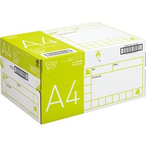 「カウコレ」プレミアム フルカラー対応スーパー高白色ハイグレードA4 1箱_Ytwe|kaumall