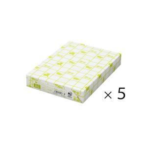 「カウコレ」プレミアム スーパー高白色 ハイグレードA4 1冊×5|kaumall