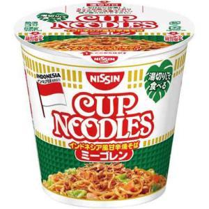 日清食品 カップヌードル ミーゴレン 12個入