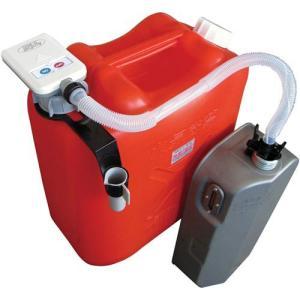 三宅化学 電動灯油ポンプ 直付けオートストップ式の詳細画像1