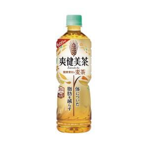 コカ・コーラ 爽健美茶 健康素材の麦茶600m...の関連商品4