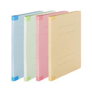 「カウコレ」プレミアム フラットファイル背補強タイプアソート4色×5|kaumall