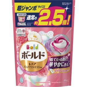 P&G ボールドジェルボール3D ブロッサム 詰替 44粒|kaumall