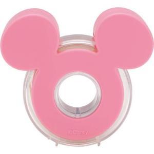 ニチバン テープカッター ミッキーマウス ピンク