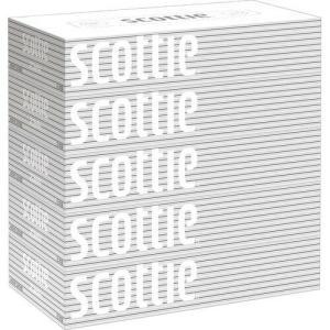日本製紙クレシア スコッティ ティシュー 5箱パック 200組 kaumall