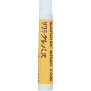 サクラクレパス クレパス 白 10本入の商品画像